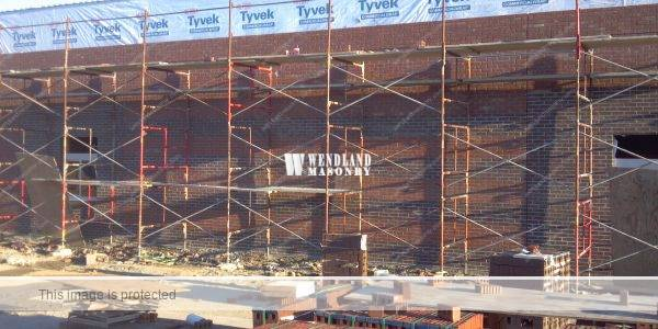 Masonry Brick Work. Tulsa, OK.