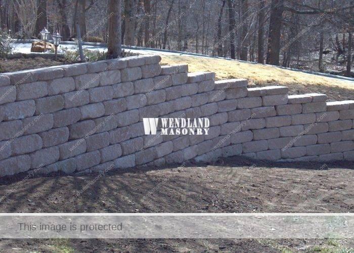 Tulsa Masonry Retaining walls