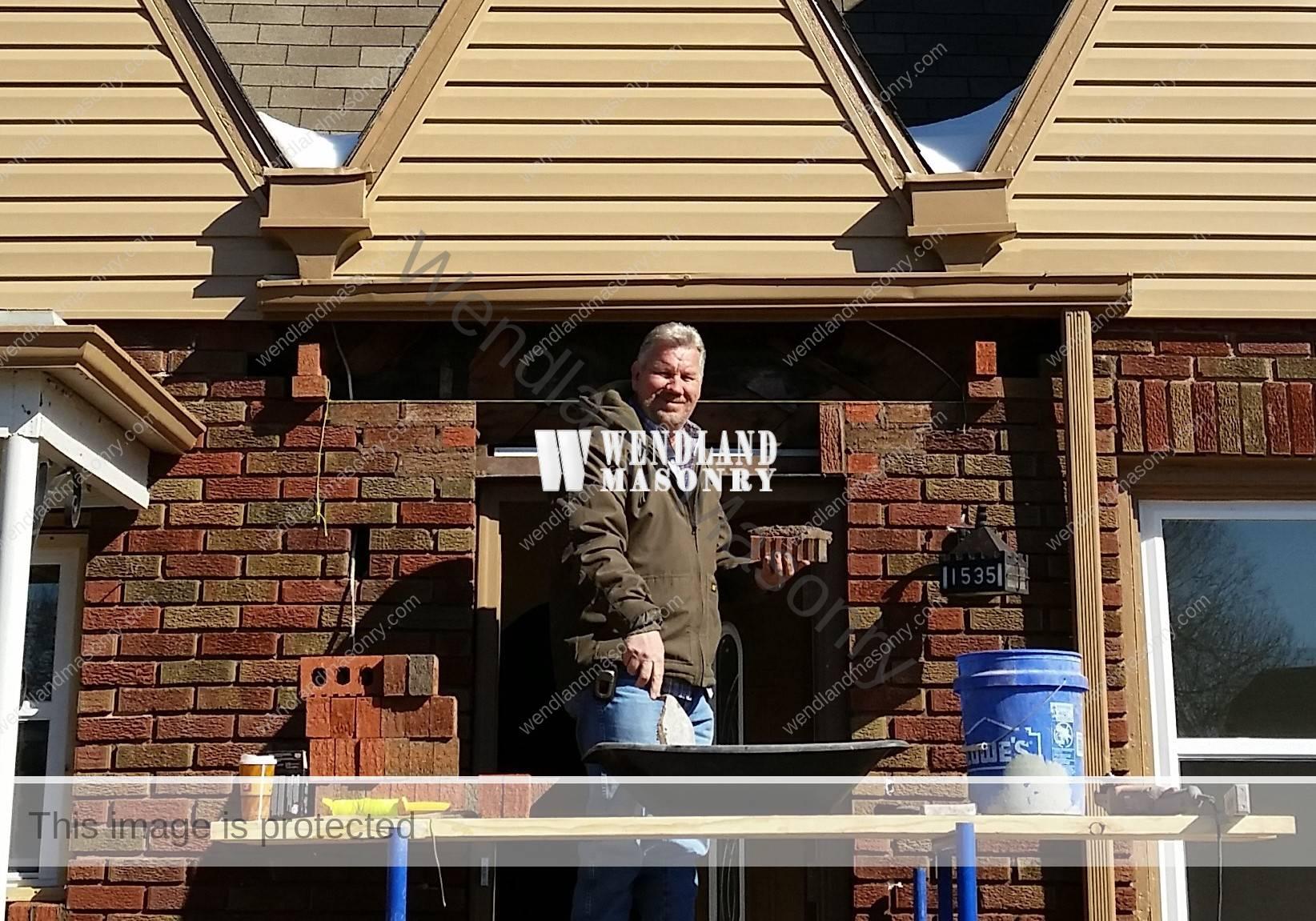 Tulsa Masonry Contractor-About Wendland Masonry