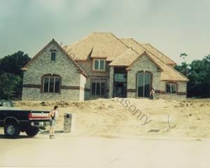 Masonry residential